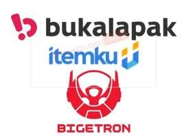 logo bukalapak itemku btr indonesia