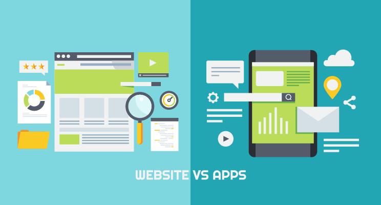 Teknologiia - Web vs mobile