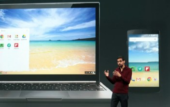 chromebook chrome OS google I/O