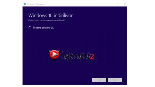USB Bellekten Windows 10 Yükleme Nasıl Yapılır? [Resimli Anlatım]