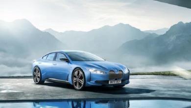 BMW i4 Elektriikli Sedan