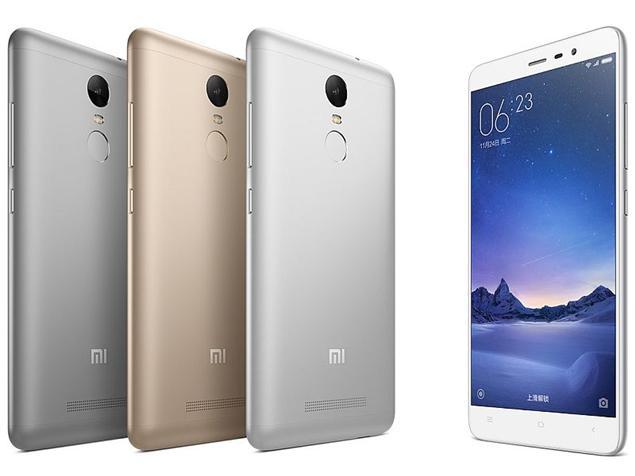 Xiaomi RedmiNote 3, ponsel Xiaomi, resmi diluncurkan