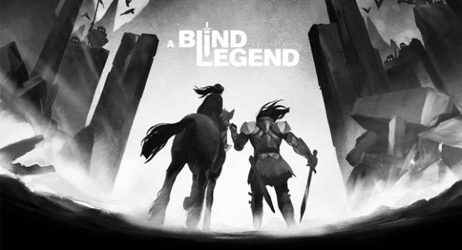 A Blind Knight