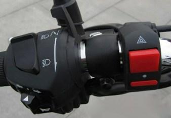 hazardlamp, sepeda motor, touring