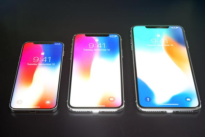 iPhone luncurkan tiga ponsel baru di 2018