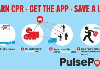 Aplikasi yang bisa selamatkan seseorang dari serangan jantung