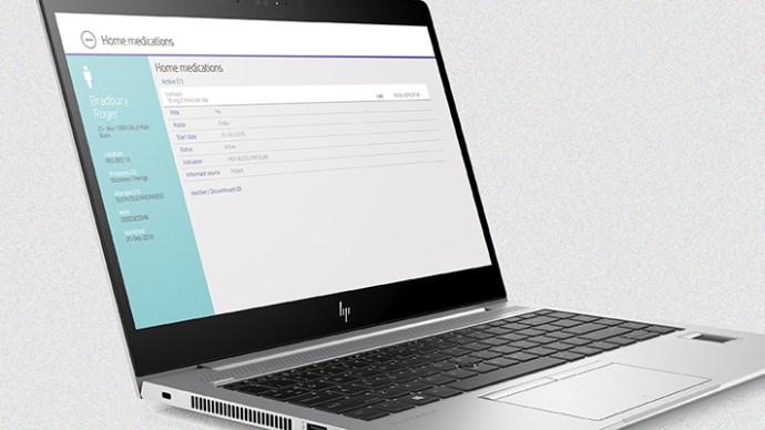 HP EliteBook Healthcare