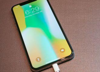 peniru tampilan iPhone X