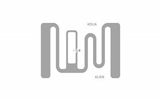 Alien Aln 9728 Wrw Rfıd Etiket
