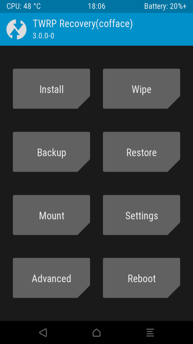 Cara Flash ROM Xiaomi Via TWRP Recovery