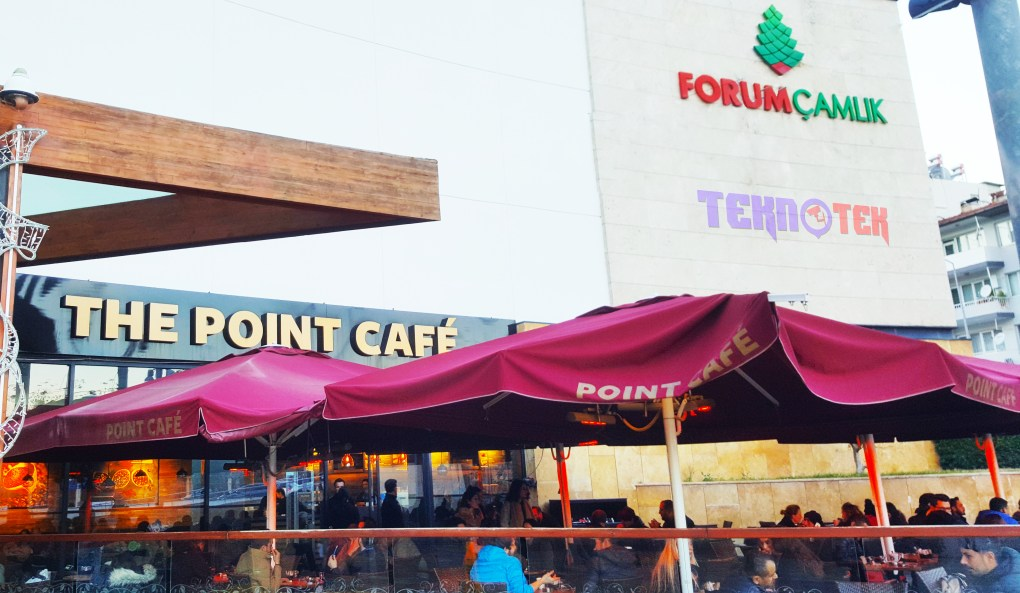 Denizli The Point Cafe