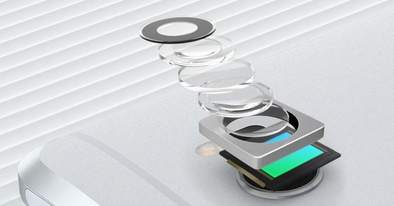 HTC 10 metal kamera