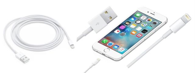 Apple Lightning - USB Kablosu