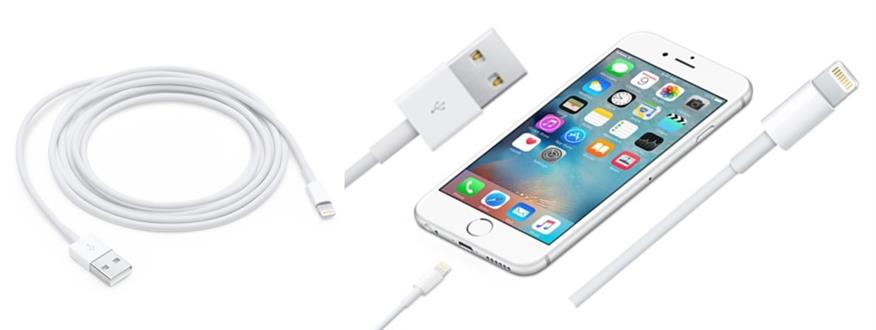 Apple Lightning - USB Kablosu