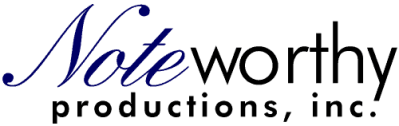 Noteworthy Productions