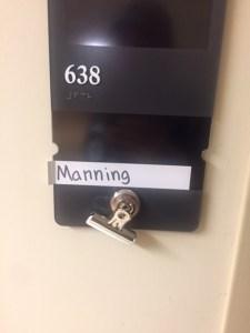 manning room