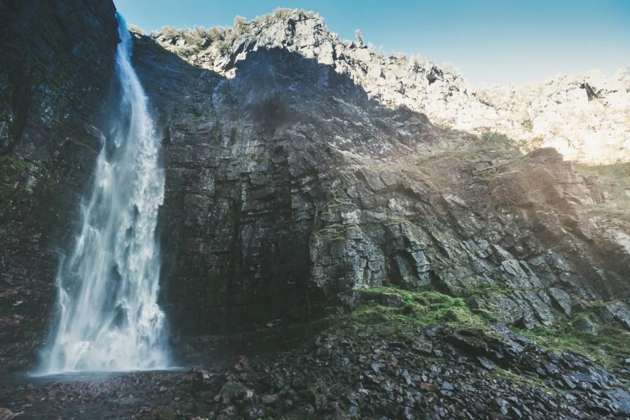 njupeskär, högsta vattenfallet i sverige, vattenfall sverige, visit dalarna