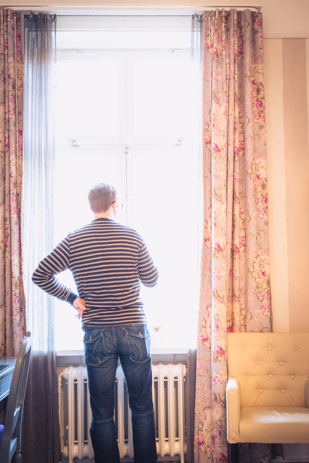bo på hotell kung carl på stureplan i stockholm