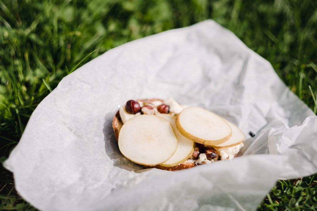 Laga mat på fjället med muurikka