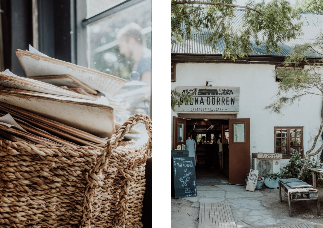 Potatispizza på Bruna dörren Potobers i Ljugarn, Svenska resebloggar, Nordic TB, Visit Gotland, Fujifilm Nordic
