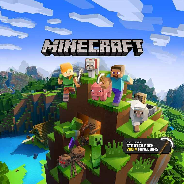 Minecraft - Minecraft game online -- The Top 5 Most Favorite Video Games of All Time That Could Remain Popular Forever