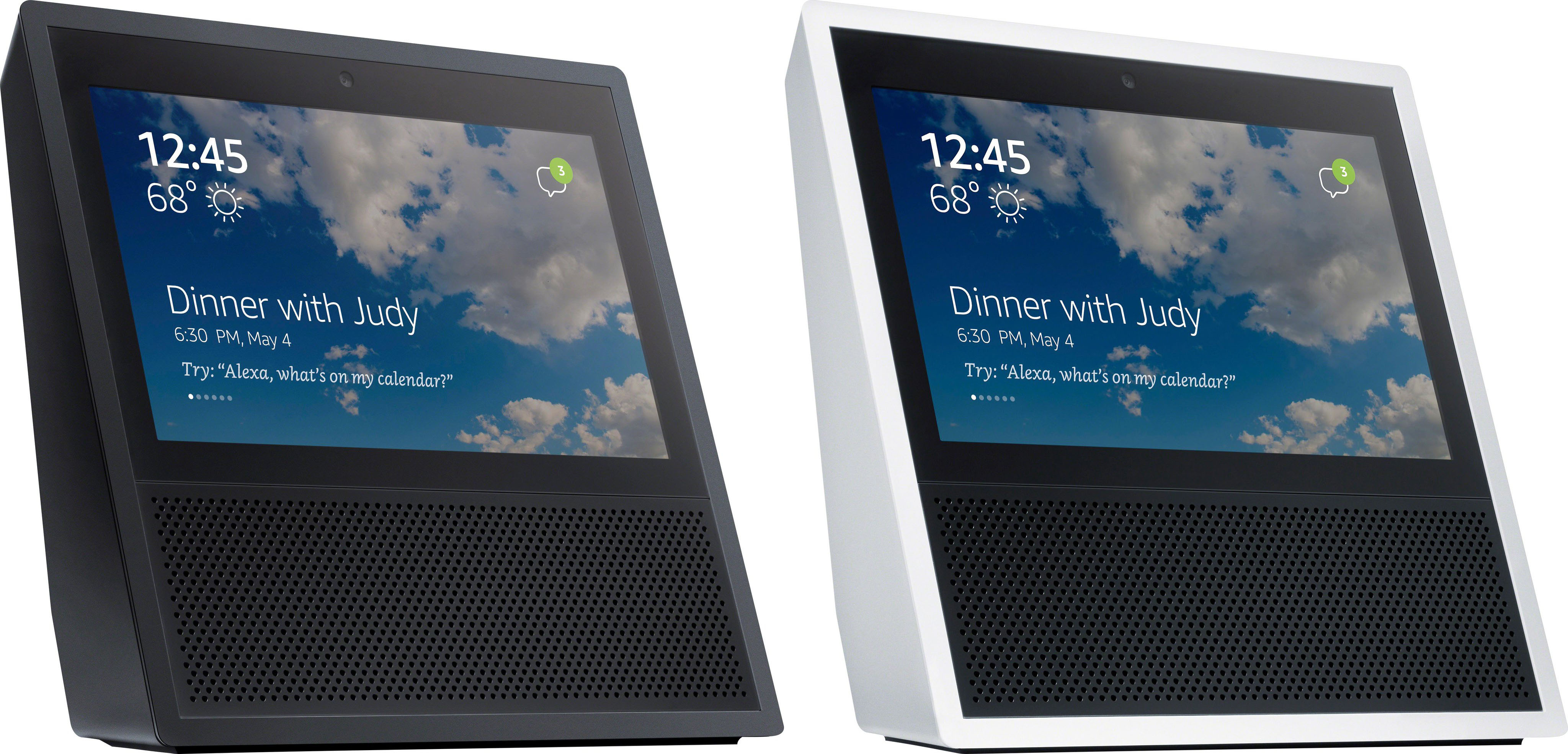 Amazon presenta oficialmente la renovada #EchoShow con pantalla ...