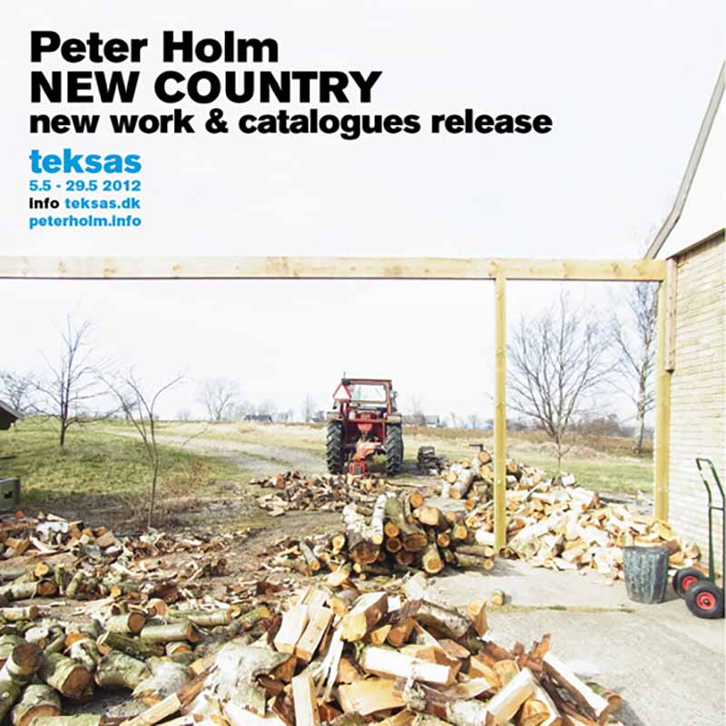 Peter Holm, New Country, T E K S A S