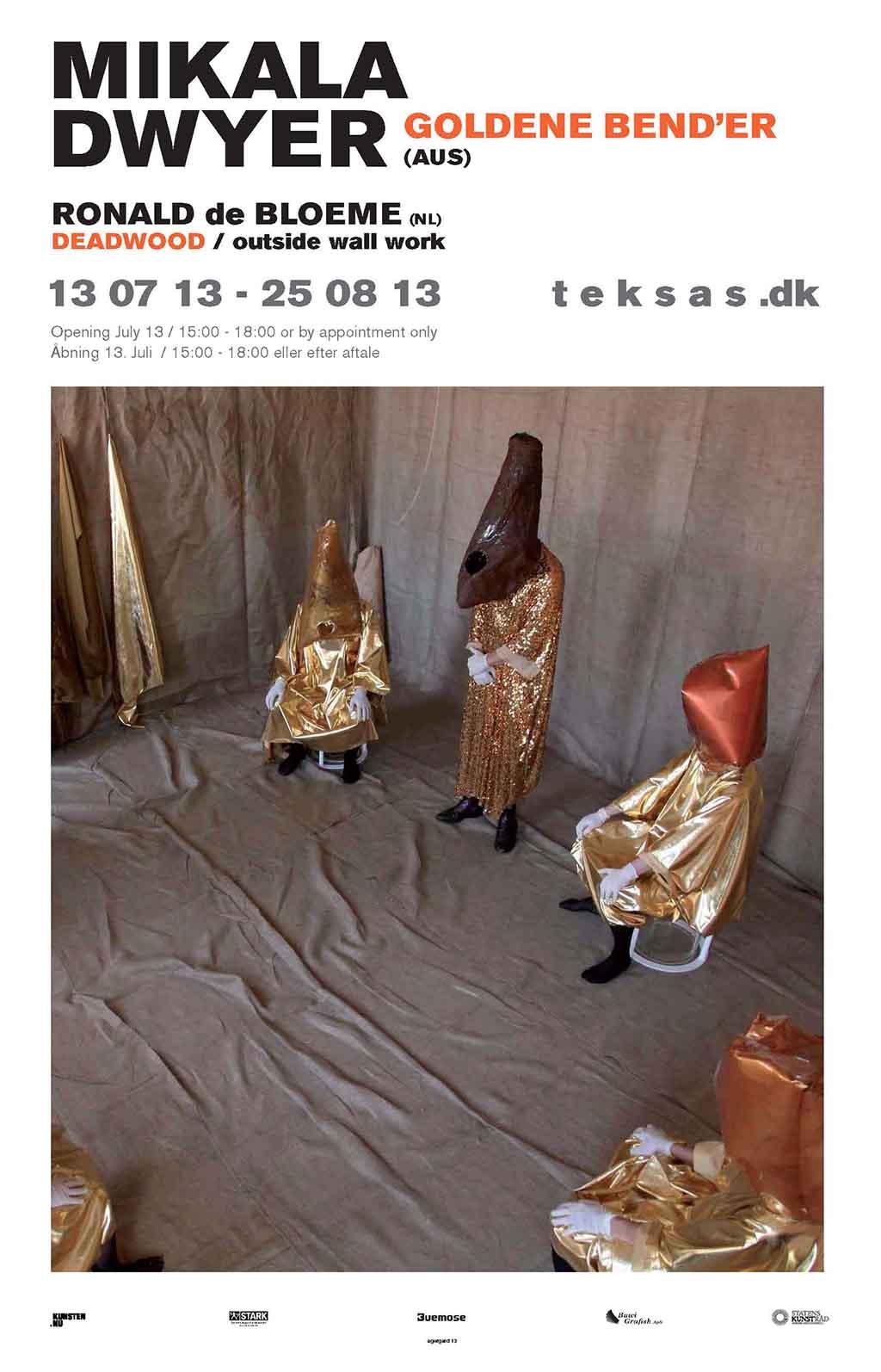 Mikala Dwyer (AUS), Goldene Bender, T E K S A S