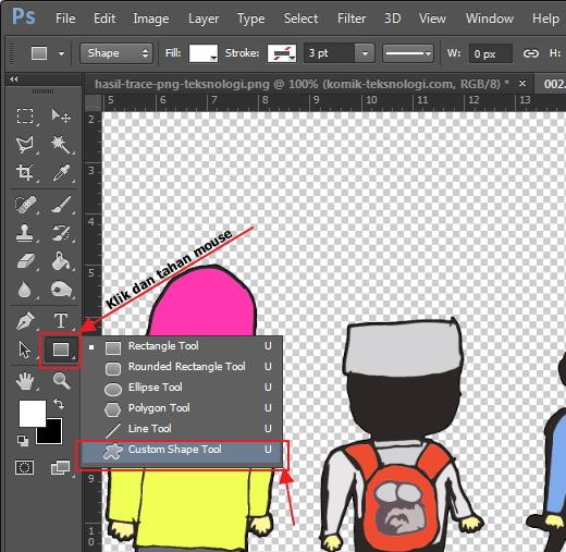 shape-tool-photoshop-teksnologi
