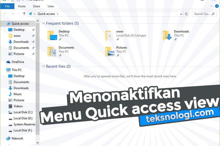 intro-disable-quick-access-menu-file-explorer-windows10