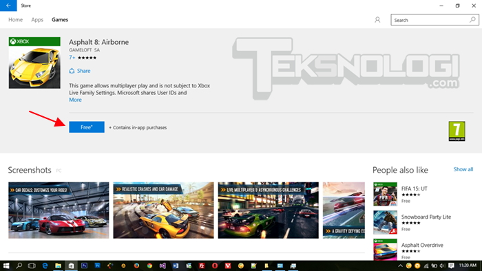 view-game-windows-store-windows10