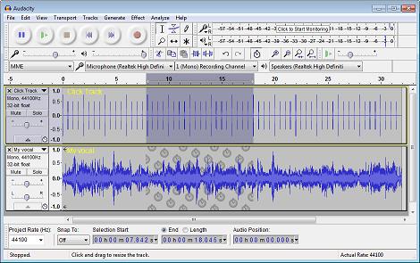 audacity-audio-editor