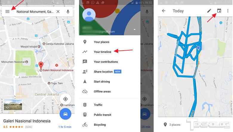 google-maps-timeline-history