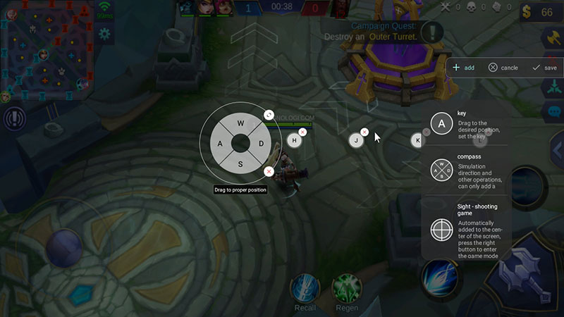 phoenix-os-key-mapping-setting-mobile-legends