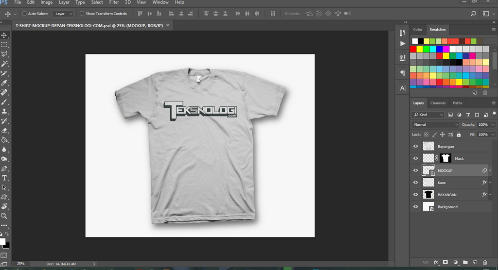 t-shirt-mockup-photoshop