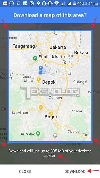 offline-google-maps-select-area