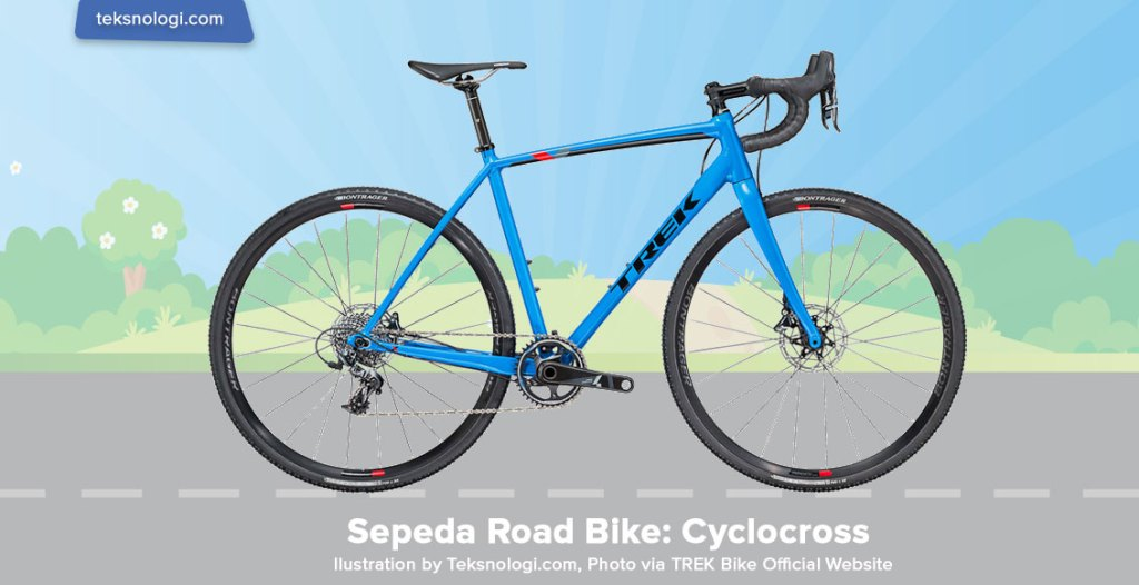 cyclocross-road-bike