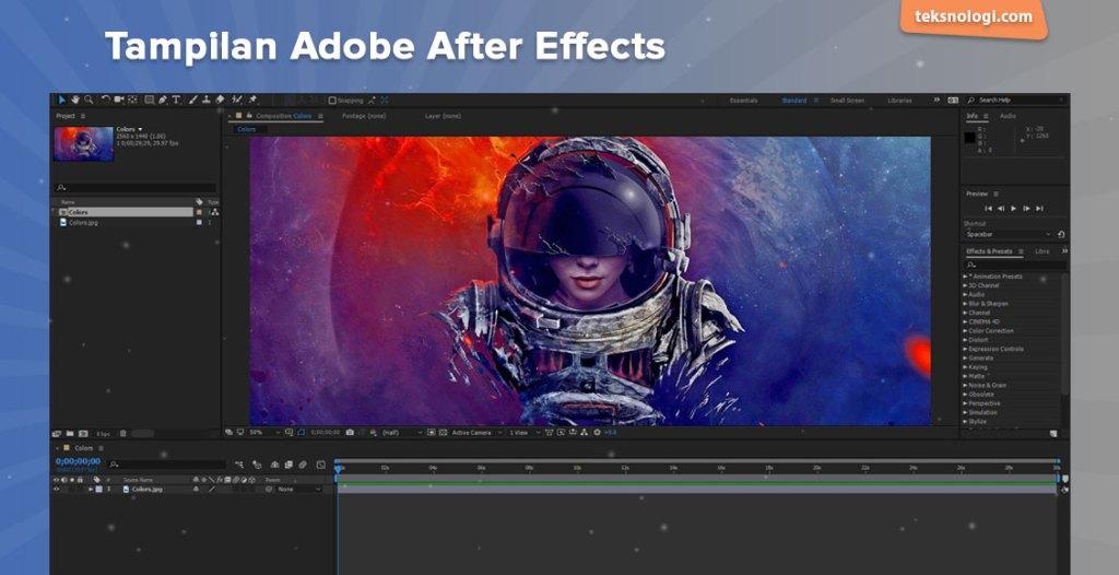 apa itu adobe after effects