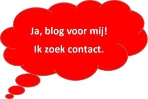 Blog voor mij