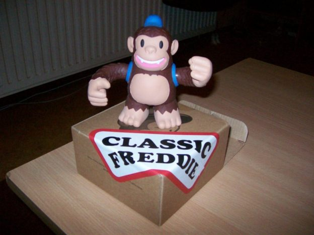 Classic Freddie van Mailchimp