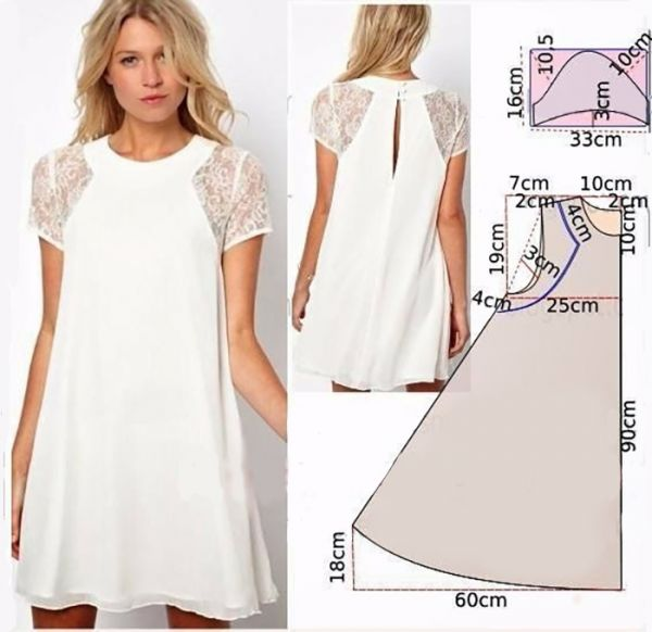 How to sew a dress: Tips and patterns for beginners