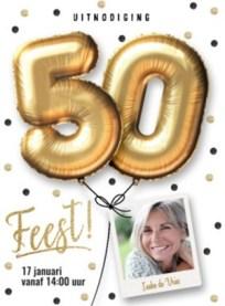 Spreuken 50 jaar Sarah