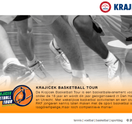 concept communicatie Krajicek events