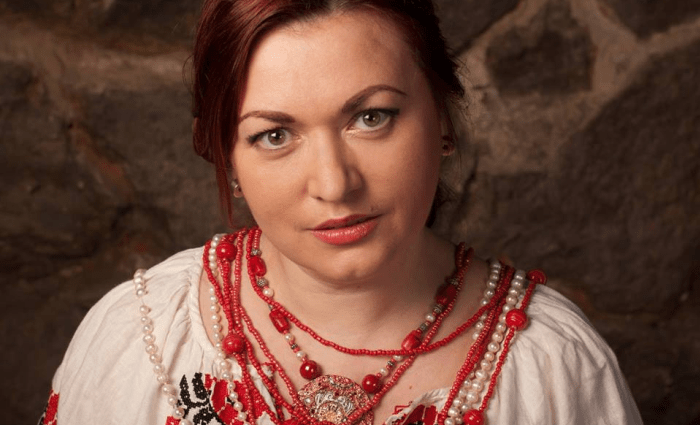 Олена Степаненко. Автор фото - Олена Полнарьова