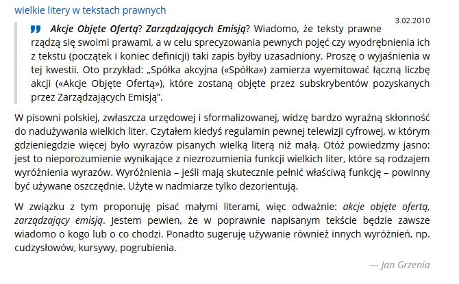 błędy ortograficzne, 8 częstych błędów ortograficznych. CzyiTy je popełniasz?, Tekstowni.pl