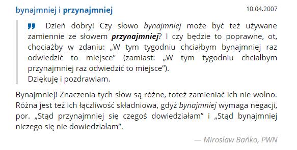 błędy leksykalne, 7 błędów leksykalnych, które (być może) popełniasz, Tekstowni.pl