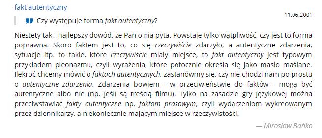 pleonazm