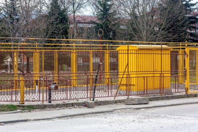 Gasstation i Butel, Skopje