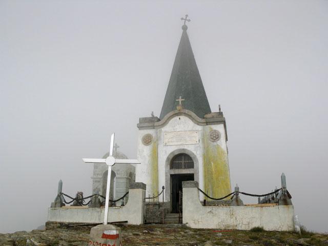 Kapellet på Kaimakchalan
