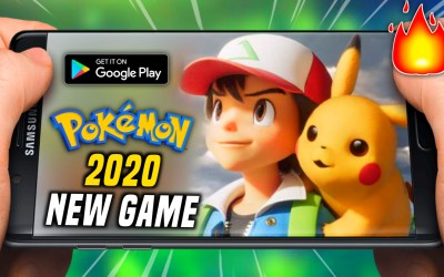 New Pokémon Game - Pokemon Soaring Gold Apk Data Download For Android